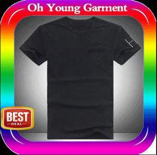 on sale brand quality man t shirt,men t shirt,v home base men t shirts black 100cotton