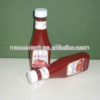OEM tomato paste sauce bottle