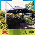 jardín al aire libre playa paraguas base de tornillo