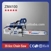 ZM4100 gasoline chainsaw brand names