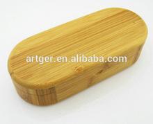 2014 handmade bamboo box/hot selling bamboo packing box for sunglasses/Bamboo glasses box