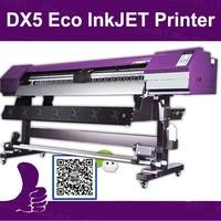 tienda de impresion 1802 DX5 maquina EP DX5 impresora 1440dpi DX5 flex printing machine
