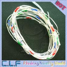 Christmas Decoration Light LED Copper Wire String Lights, LED light string, RGB multi color