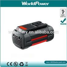 li-ion 36V 3Ah high performance power tool battery for Bosch