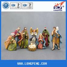 Resin Nativity Set Catholic Religious Statues