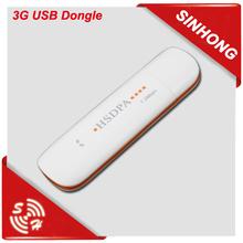 External USB Interface Type 3G 3.5G 7.2Mbps HSDPA USB Modem