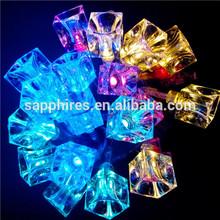 20L led battery string light led colorful ice cube lights led christmas decoration lights