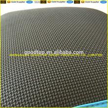 Neoprene with Sharkskin deboss pattern embossed for oven mitt