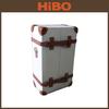 wholesale custom leather wine carrier