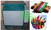 automatic hydraulic wax crayon making machine