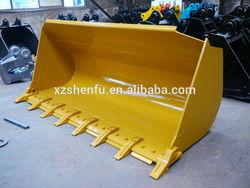 loader bucket fit for CATPILLAR938 wheel loader for sale