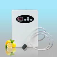 car air purifier freshener ionizer oxygen bar   mini portable electric ozonator air cleaner