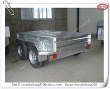 aluminum car trailer