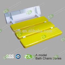 Di sicurezza bagno parete pieghevole sedia/sedile doccia