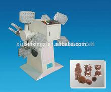 ZKII-hard plastic hollow ball machine