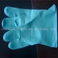 cocina de silicona resistente al corte guantes de uso