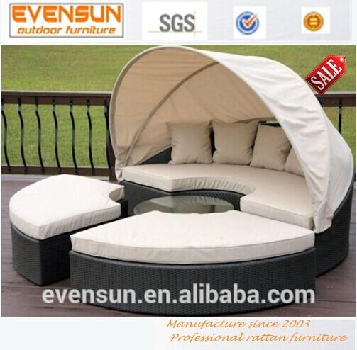 Outdoor Dusche Rattan : Rattan multifunktions-bett sofa multifunktions-bett outdoor rattan