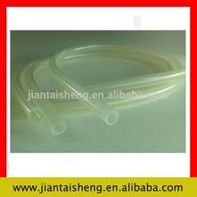transparent silicone round foam tube