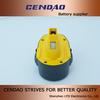 18V 1.5ah 1.7ah 2.0ah ni-cd rechargeable yellow case dewalt 18v battery