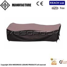 Patio Rattan Garden Furniture Cover Protective Rain Waterproof Cover Set Cube