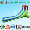 Inflatable water Slide,Single Water Slide Green