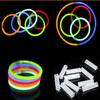 """200 pcs/lot, 200mm/8"""" Multi colors hot night glow stick,led color flashing bracelet lighting flash sticks festival items"""