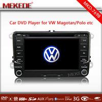 2din Car Multimedia Car dvd player Car Gps Navigation System for VW Magotan/Golf/Passat/Jetta with Free GPS Map card