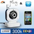 300k pixel wireless ptz m- JPEG 32g tf card web camera