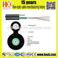 Medium Span, Loose Tube, Gel-Filled Cable, 60 F, 62.5um multimode (OM1) fibre optic