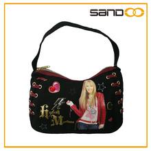 Hannah Montana women designer hobo purses, tote lady hand and bag