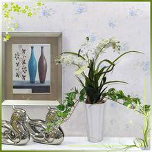Artificiais de tecido flores bonsai orquídea arranjo casamento casa decor planta