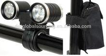 Top Quality Waterproof Bike Accessories Bike Led Lamp Bicycle Light Night Flashlight