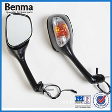Motorcycle Rear Mrror ,Motorcycle LED Turn Signal Mirror ,Back Mirror With Light
