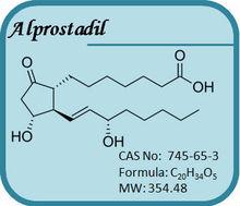 CAS No: 745-65-3Prostaglandins - Alprostadil