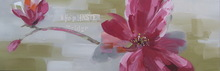 modern wall art design flower painting on canvas oil painting