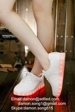 distributors wanted 2014 fashional LED shoes light popular disco club decoration
