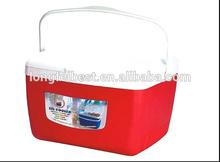 Red & Blue 13L Popular Usage Foam Cooler Box
