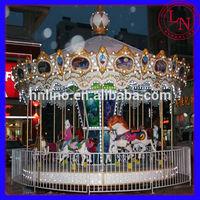 Amusement Game Set Carousel de Parque