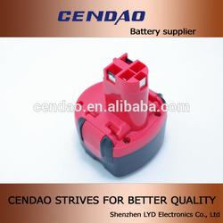 18v 2500mah rechargeable ni-mh battery cordless drills battery bosch 18v for 2 610 909 020, BAT025,BAT026,BAT160,