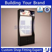 Detachable High Quality Black Makeup Display Stand