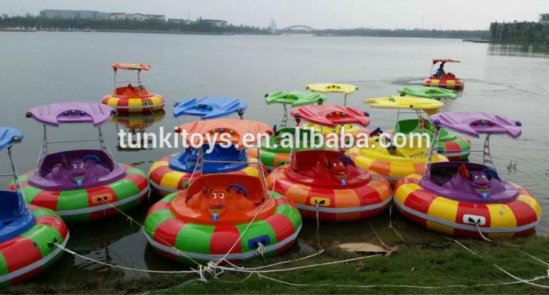 водные аттракционы купить бамперные лодки