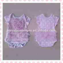 bodysuit ملابس الاطفال الوردي الحلو: 1 سنة طفل حديث الولادة