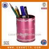 pink lovely pencil tin box,fancy pencil tin box for girl