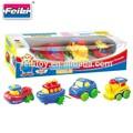 alibaba cina educativi per bambini giocattoli dei capretti auto frizione nuovo cartoon veicolo trattori giocattolo