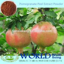 100% Natural Pomegranate Peel Extract Ellagic Acid/Pomegranate Extract Powder/Pomegranate Peel Powder