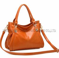 korean women PU leather handbag office fashion handbag shoulder bags