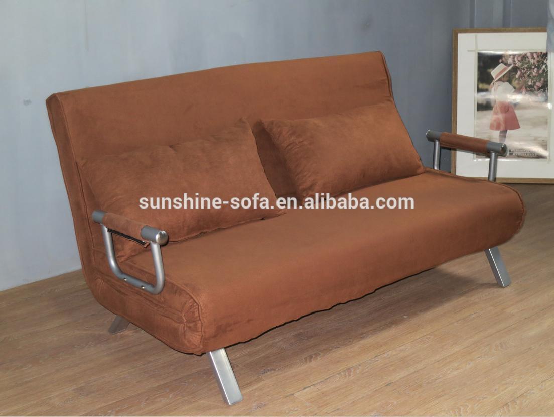 modern cheap living room futon chair bed sleeper