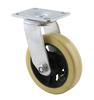 Heavy duty wear-resistant PA wheel w/steel wheel hut