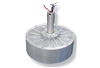 2000watt disc core-less vertical wind turbines low rpm generator
