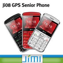 JIMI Big Keyboard Mobile Phone For Kids Alarm Card GPS Tracker With SOS Alarm Platform Ji08